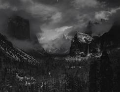 Ansel Adams, Yosemite National Park, Kalifornien, USA, um 1937 (© National Geographic Image Collection)