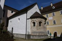Stift Seitenstetten, Ritterkapelle