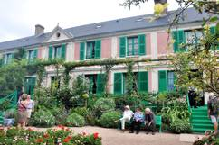 Haus von Claude Monet in Giverny