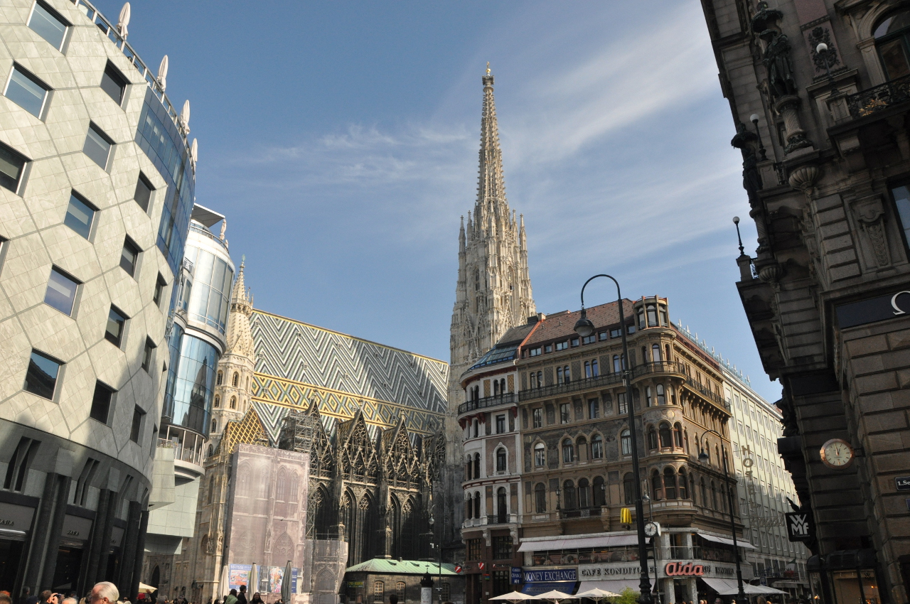 |Stephansplatz und Stephansdom