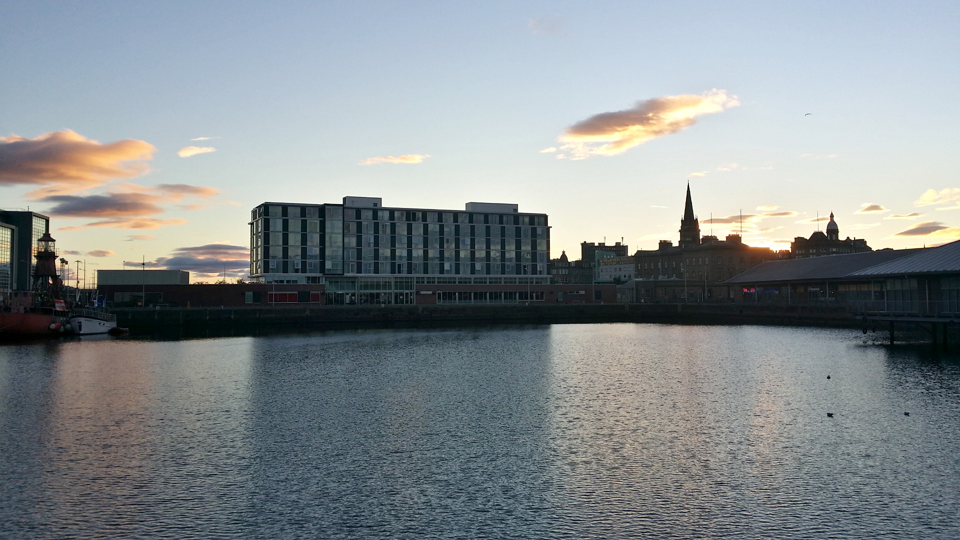 Apex City Quay Hotel & Spa, Dundee