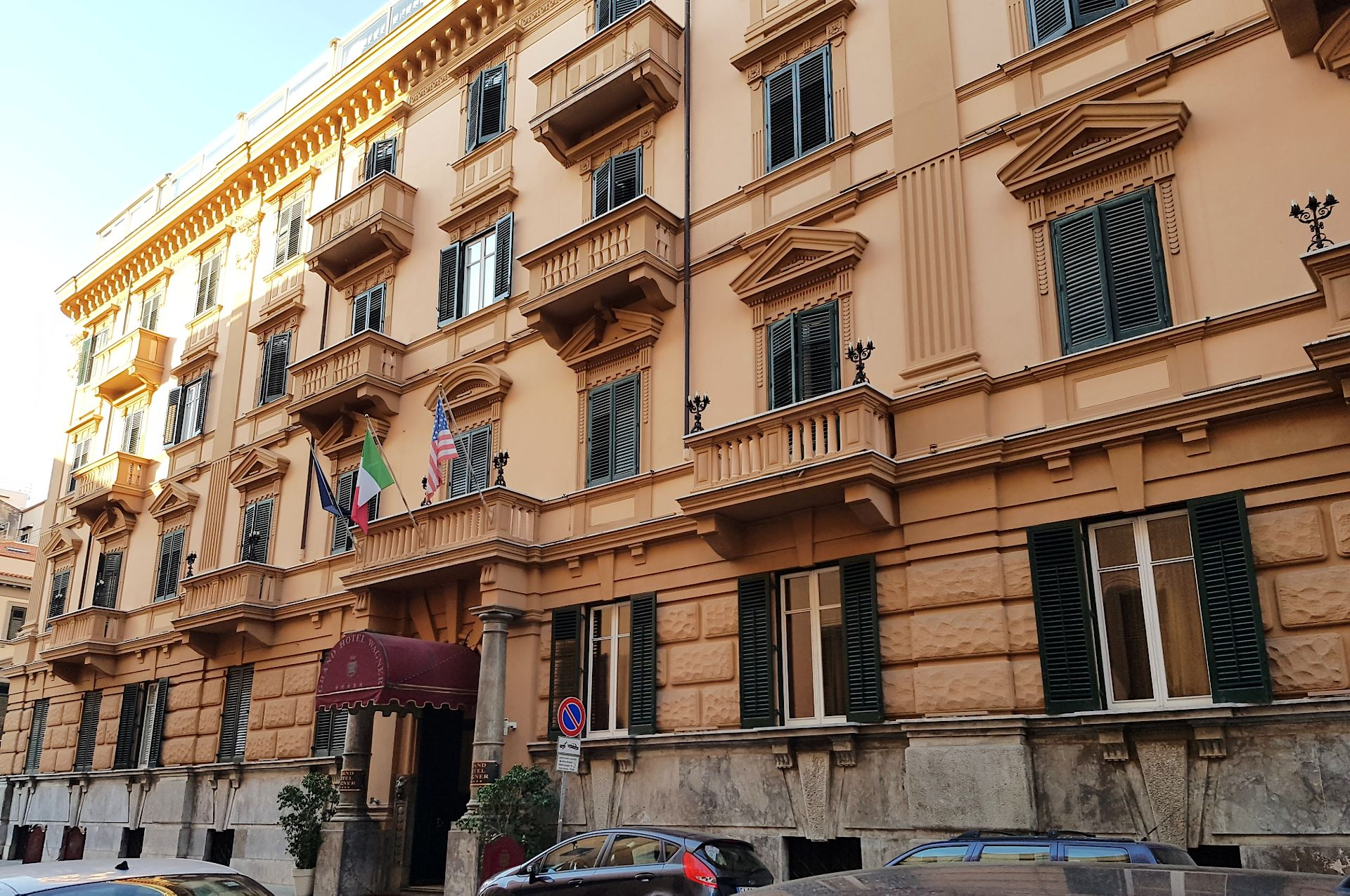 Grand Hotel Wagner, Palermo